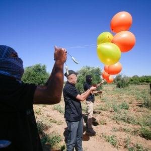 154956980 827ab882 1069 4e6f a435 ff82c2b92adf - Gaza, colpiti siti militanti palestinesi. La risposta di Israele ai palloni incendiari di Hamas