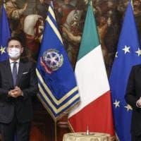 Conte e quei tre scontri con Draghi: è iniziata la guerriglia al governo