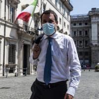 """Migranti, sbarchi triplicati. Salvini all'attacco, Draghi rassicura: """"Intese con l'Ue"""""""