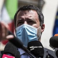Centrodestra, la Lega torna in piazza: Salvini punta sulla carica dei cinquemila
