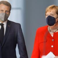 "Merkel e Macron: ""Ora ripartano i respingimenti"""