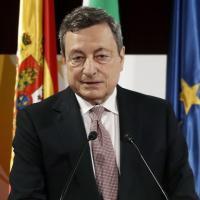 """Unione Europea, Draghi spinge sulla crescita: """"Serve lavoro e coesione sociale"""""""