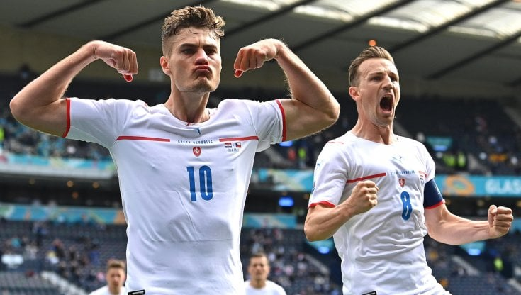 Europei: Olsen salva, Schick segna. Ecco la squadra dei sogni - la ...