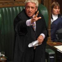 Londra, Bercow dice addio a Johnson: passa al Labour lo Speaker della Camera dei Comuni...