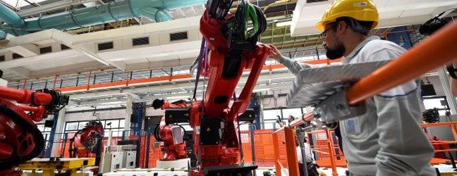 Il robot distrugge milioni di posti ma crea mestieri nuovi e più pagati