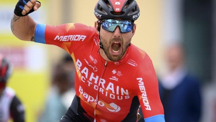 Ciclismo, Sonny Colbrelli è il nuovo campione d'Italia - la Repubblica