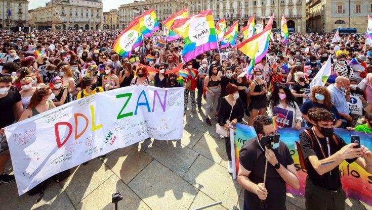 """Omofobia, Vaticano contro ddl Zan. Draghi: """"Risponderò domani in  Parlamento"""". Von der Leyen: """"Ue tutela libertà e dignità di espressione""""2 -  la Repubblica"""