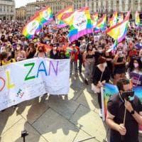 """Omofobia, Vaticano contro ddl Zan. Draghi: """"Risponderò domani in Parlamento"""". Von der..."""