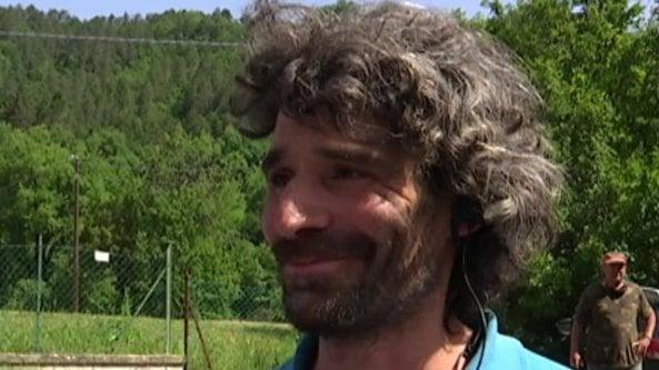 Il papà di Nicola Tanturli dopo il ritrovamento: Ora sta bene, è stato forte    di Giulio Schoen