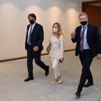 Salvini nel mirino del tour a Bruxelles di Giorgia Meloni. Che punta a conquistare la...