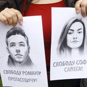 091327312 c59a2df3 b0f2 4172 913e d177bf62be2e - Bielorussia, condannato a 14 anni l'oppositore Babaryko