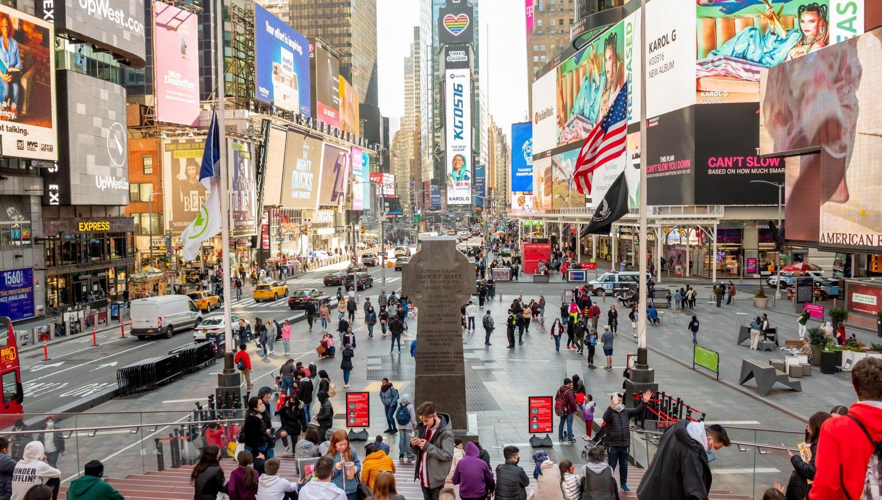 005335795 0f8f2c5d 0f23 4611 9be5 6aa6a4c922e8 - Usa: ferito con colpo arma da fuoco mentre passeggia a New York