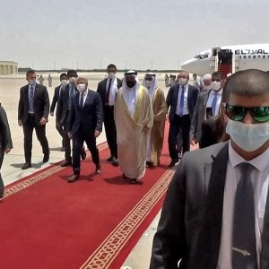 "123235081 2788f030 ef15 4c83 b4a1 1b2e2a40adae - Blinken: ""Allargheremo gli Accordi di Abramo ad altri Paesi arabi"""