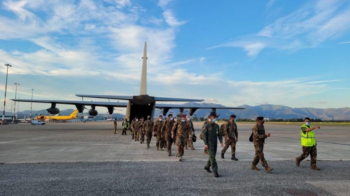 094537334 e08b7e86 6567 43d9 883b aa2baecea164 - Afghanistan, rientrato l'ultimo soldato. Si conclude la missione italiana