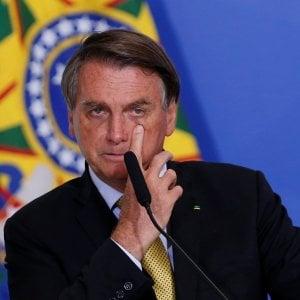 175538082 1656a625 9ba2 4c6a 971a f31a3e5da71f - Brasile in piazza per Bolsonaro, timori di golpe