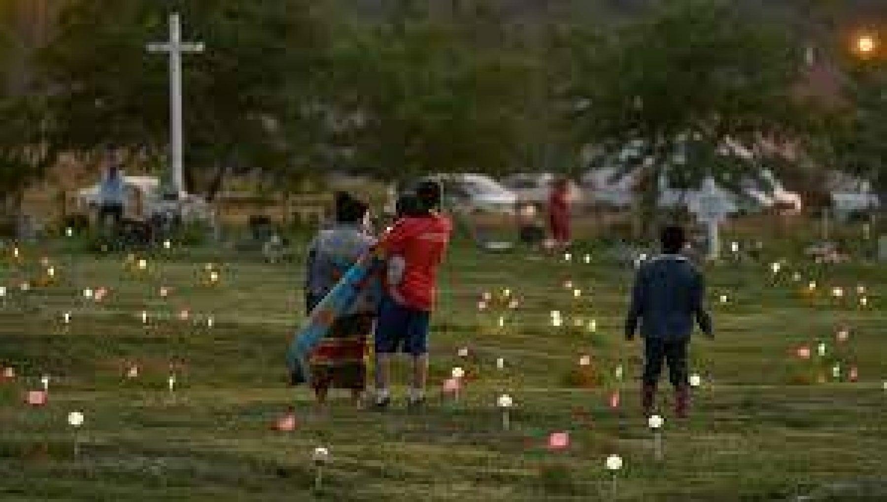 202747452 b37af72f b033 4f85 ae84 b6d94177276c - Canada, il Papa convoca gli indigeni nel giorno della scoperta di altre 182 tombe anonime
