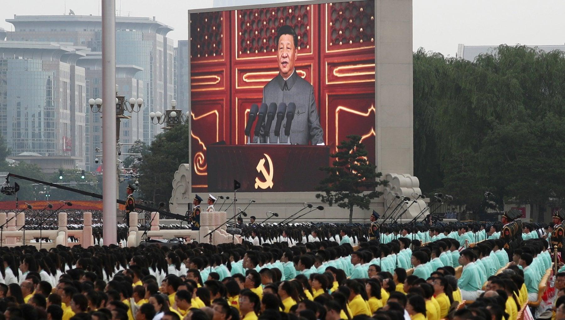 """104304902 c658b936 7b18 4242 8891 3efa79b370b8 - Cina, il messaggio di Xi alle grandi potenze: """"Nessuno ci fermerà"""""""