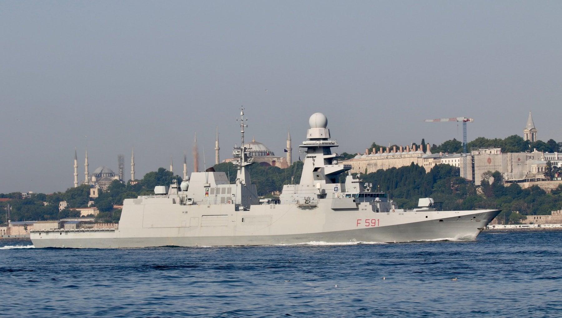 113102616 179f574e d33a 423b 8101 1829310eb2d5 - La fregata italiana e i venti di tempesta nel Mar Nero