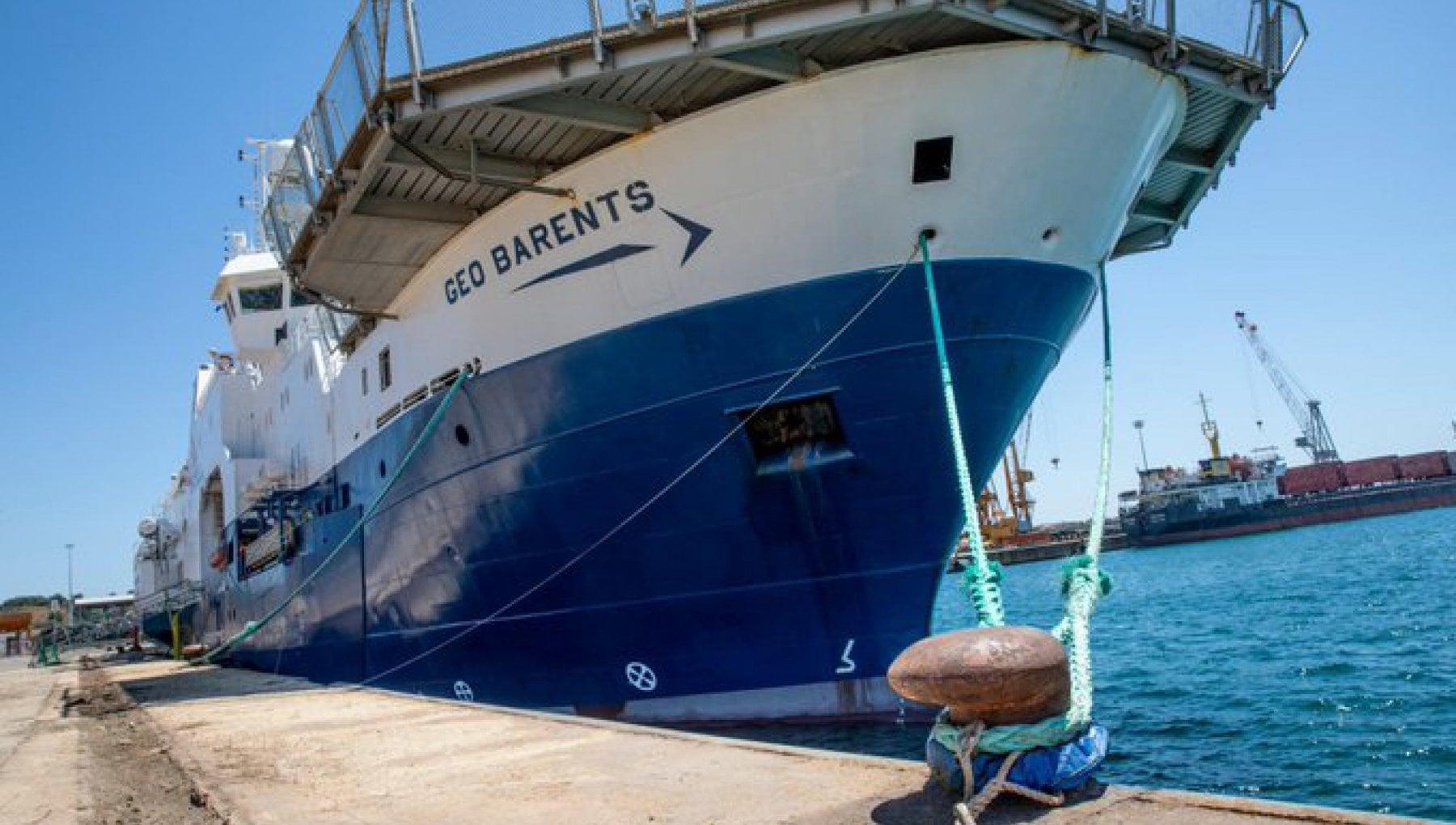 """182119310 48c63ee9 202f 43f7 9d30 5a869c324aa8 - Migranti, la Guardia costiera blocca anche la nave di Msf. La Ong: """" E intanto in mare si continua a morire"""""""