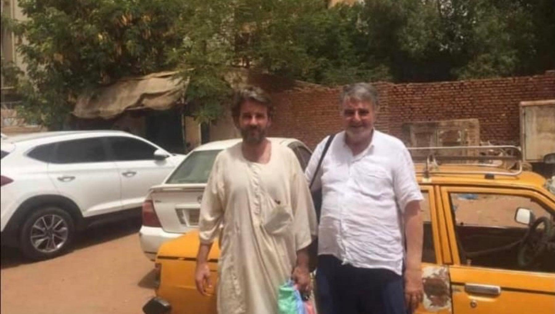 """152411592 5a15f25a d94a 46fa 9b3c afe02dc47a86 - Imprenditore arrestato in Sudan, archiviate le cause penali. La famiglia: """"Rimandatelo in Italia"""""""