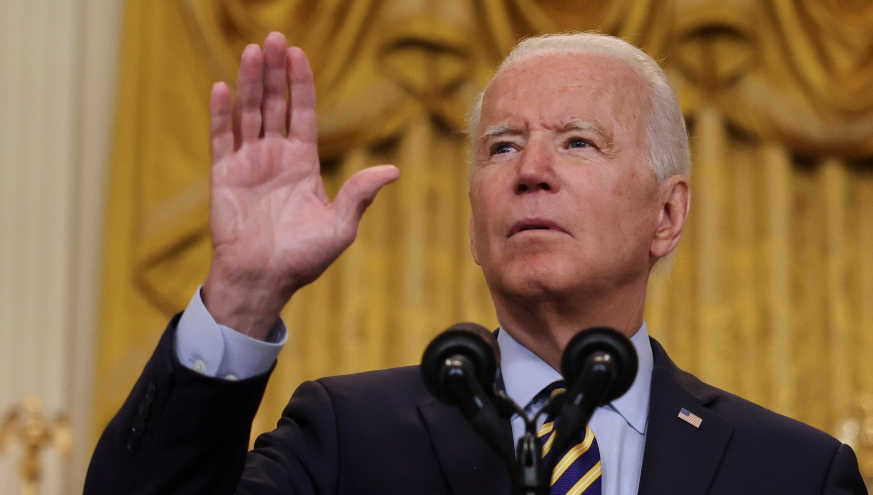 """211440314 c2deb238 8bf0 4bf7 be83 2db557016614 - Biden e l'Afghanistan: """"Mai più una generazione di americani in guerra"""""""