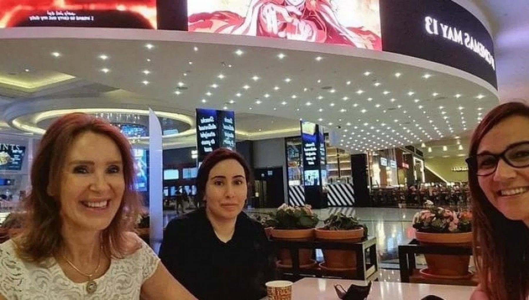 125031482 c2feb096 7c03 410c ab0f 5ee5d4e0ac29 - Fu l'Fbi a tradire Latifa, la principessa ribelle in fuga dagli Emirati