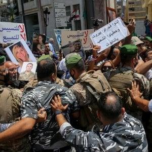 131532306 288b7749 b786 4f1b b8b8 9ab00942a88a - Addio Beirut, un anno fa l'esplosione nel porto che innescò la fine del Libano