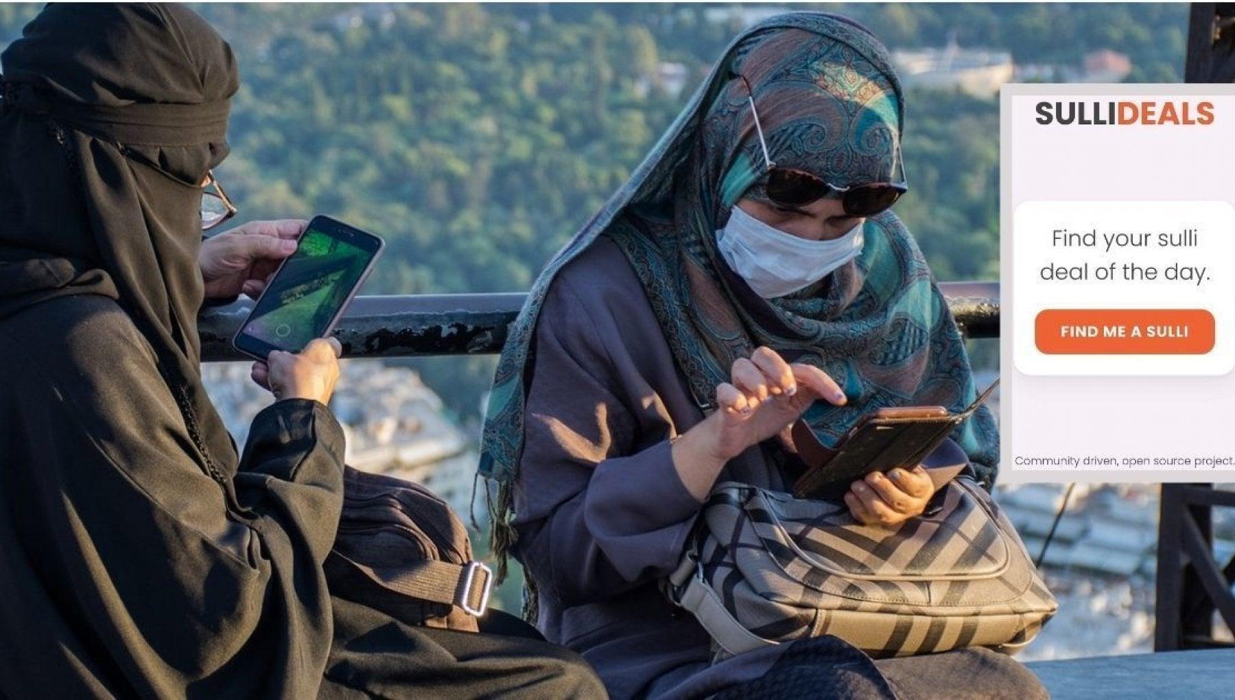 """181845771 5ddf602e e39b 4718 af4e 87a08e850510 - India, donne musulmane messe all'asta online: """"Ci vogliono mettere a tacere"""""""