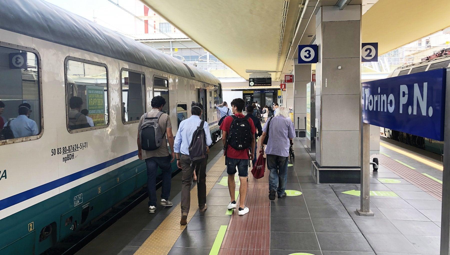 105618978 5a10df96 e771 4425 8598 e1bee2b5c89a - Cts, treni pieni con il green pass. L'indicazione dei tecnici per tornare a viaggiare al 100% della capienza