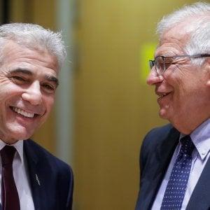 """134445607 3533e0e7 8ae1 4048 945e 29b113f79118 - Israele, Lapid in Marocco: """"Visita storica, incentiveremo i rapporti economici e politici"""""""