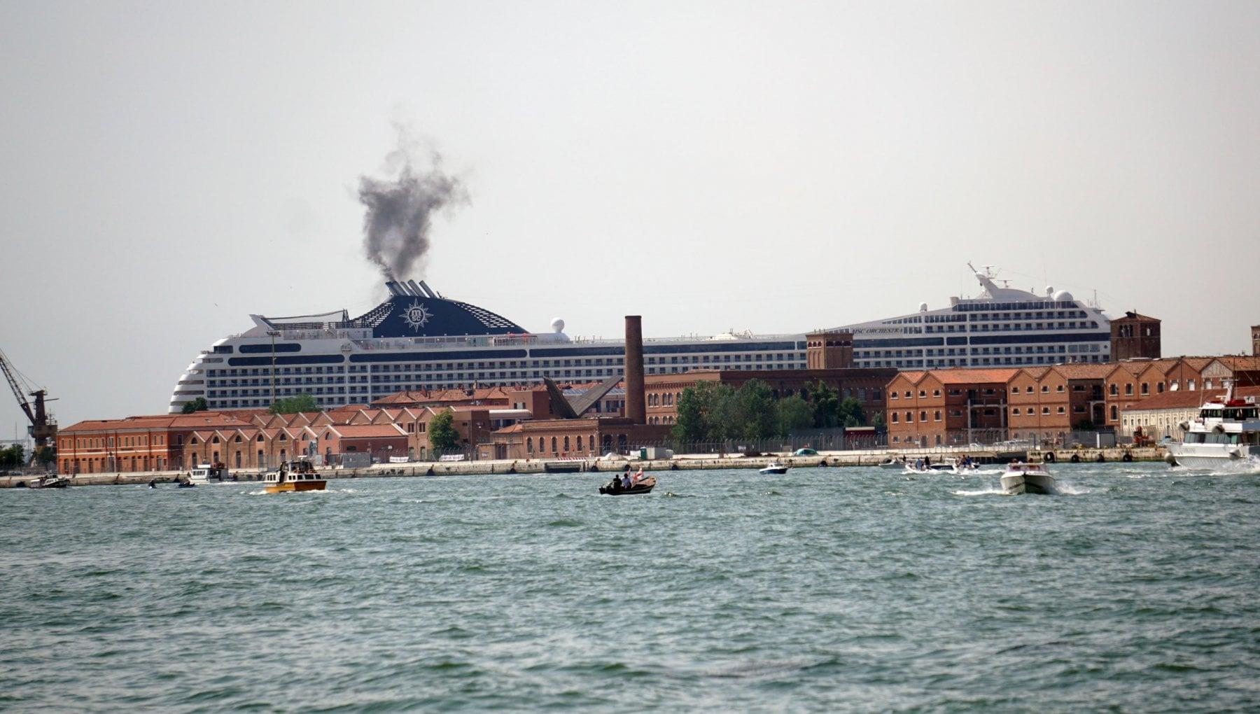 175222561 0e7abc1c 6a3d 4c96 b868 23172e92c100 - Venezia, ultimatum Unesco: via subito le grandi navi dalla laguna. Tempo scaduto. Ipotesi compensazioni ai privati
