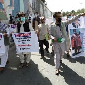 """224435931 7a26cdec bdbe 4cee bbc6 595e4b24c3c4 - Afghanistan, il dramma di chi resta: """"Noi interpreti traditi dagli occidentali e lasciati ad aspettare la morte"""""""