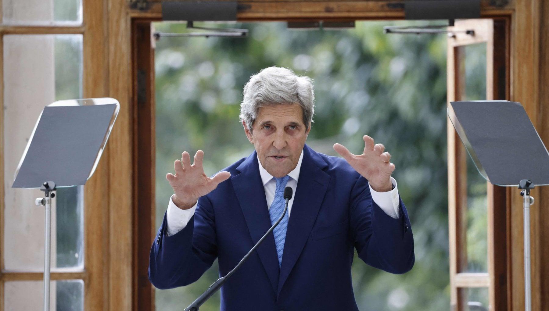 """220534266 cee29563 2991 4dc4 83bf 1724bbfed74e - Clima, l'appello di Kerry: """"Sciogliamo il reciproco patto suicida, con Pechino serve un nuovo Piano Marshall"""""""