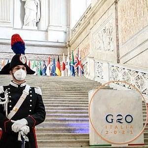 """201752485 2bbf65d4 8657 4326 9d1c 6d1bddd27ee1 - G20 Ambiente a Napoli, raggiunto l'accordo dopo """"un negoziato molto lungo e intenso"""""""