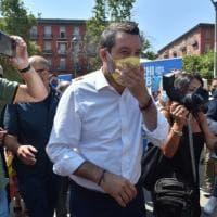Lega, Salvini si è vaccinato stamattina a Milano. E in una foto sui social