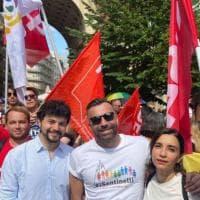 """Gay Pride Budapest, Zan: """"In corteo per la mia legge. Non diventiamo come l'Ungheria"""""""