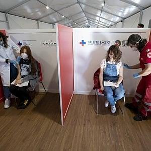 230512799 7641fb84 8f88 4c4e baa7 e1732412b0f8 - Ecco la generazione V. Due milioni e mezzo di giovani vaccinati in un mese