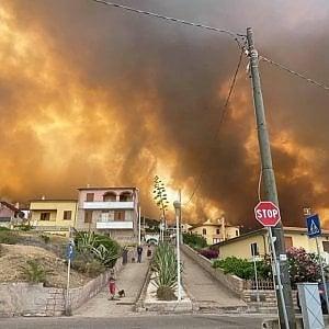 114803972 23cb1c29 e21f 46ed 87c4 5cec5036b2ec - Sardegna, sei roghi sull'isola e i mezzi aerei della forestale tornano a sorvolare l'Oristanese