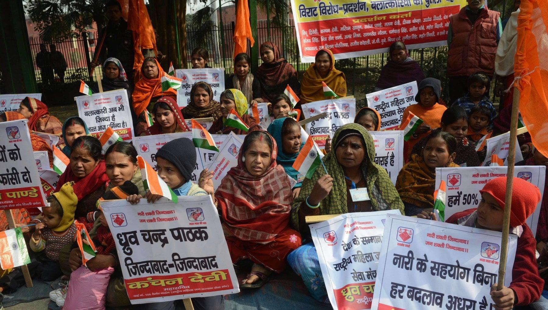 150916117 f7f0d29b 3f22 4c5d 882b a79dce55c62d - Si può morire anche per dei jeans. Ecco perché l'India non è un paese per donne