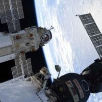 L'accidentato viaggio di Nauka, il nuovo modulo russo della Stazione spaziale in...
