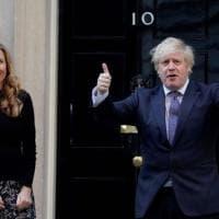 Regno Unito, Boris Johnson e Carrie Symonds aspettano il secondo figlio