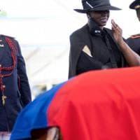 """La vedova del presidente Moise: """"I killer di mio marito pensavano che fossi morta. Senza..."""