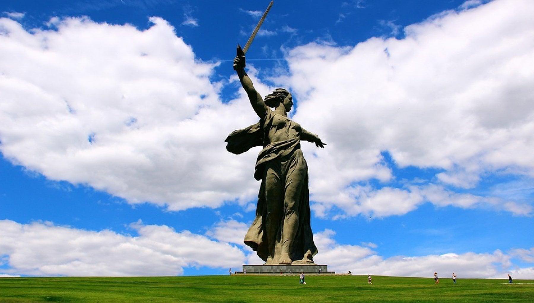 """124550647 9e80e44c 4700 4461 8f76 c919f44fce70 - """"Chiamiamola di nuovo Stalingrado"""": in Russia la sfida per ripristinare il nome sovietico di Volgograd"""