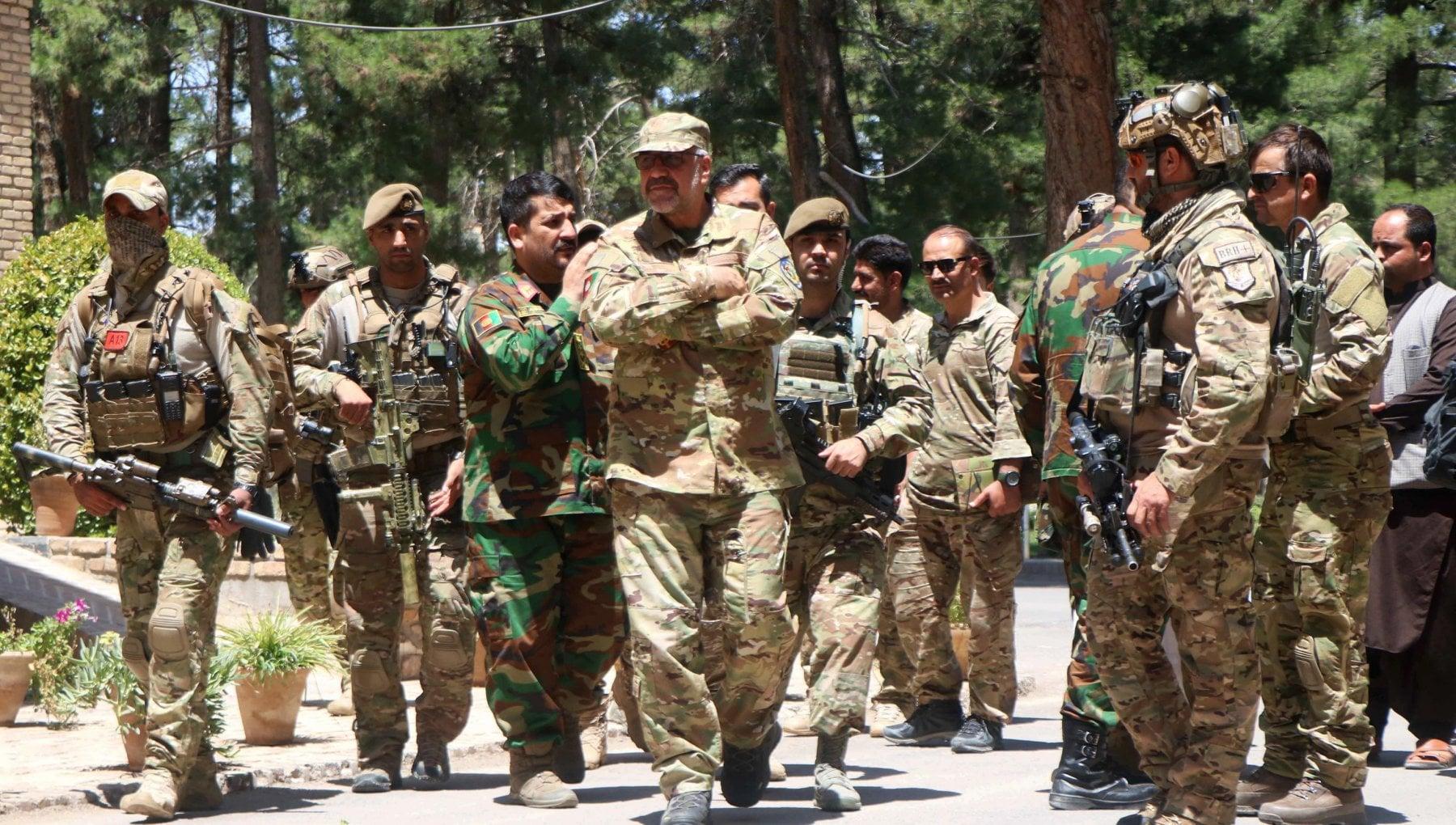 103622535 45fcbeec 1809 4ef2 b3d6 7196b8ea9f58 - Talebani all'offensiva, Mosca raddoppia il contingente al confine dell'Afghanistan