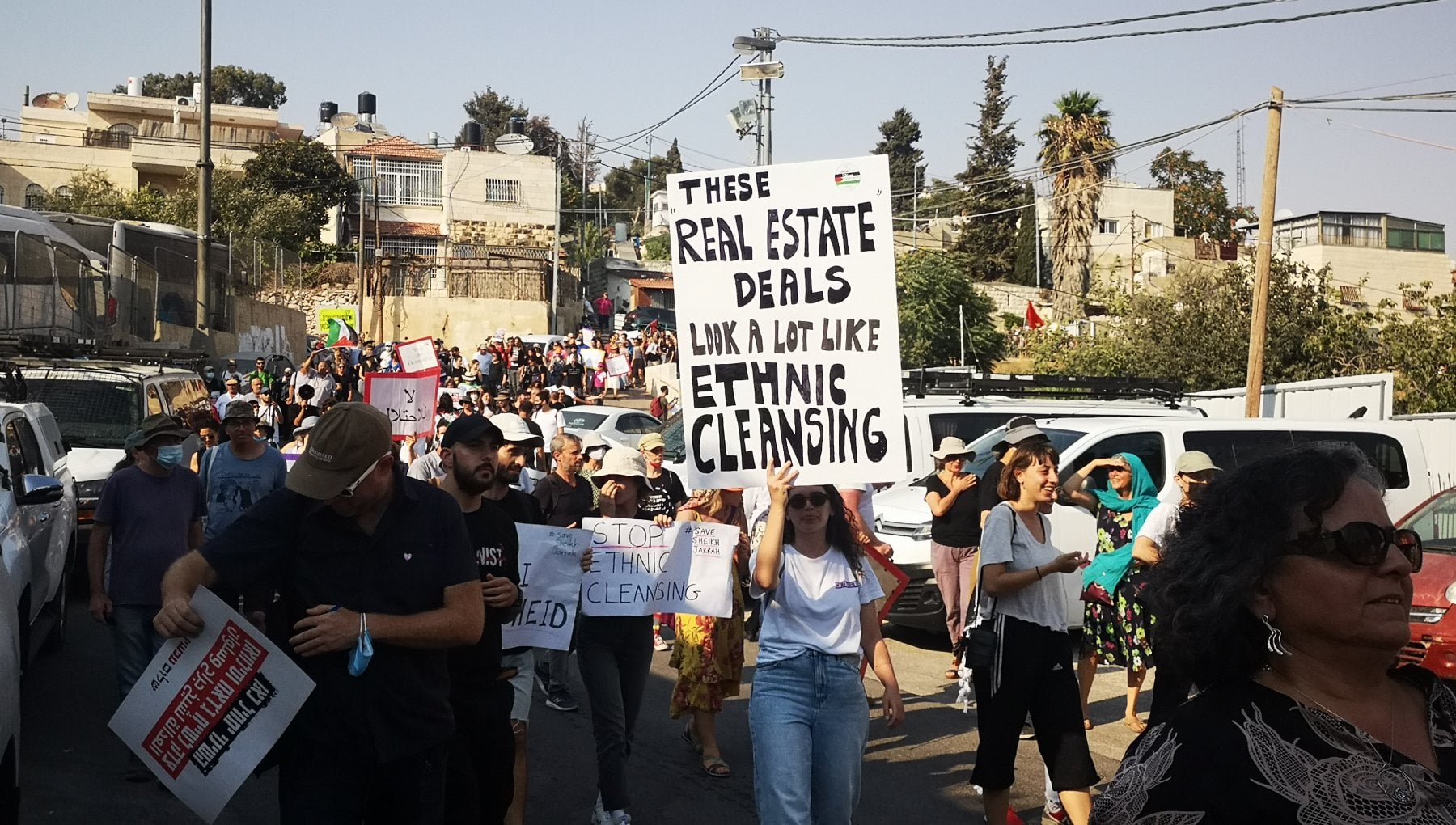182251501 f8921a7c 000b 449b 990a a82f6ddcf405 - Sheikh Jarrah, la Corte suprema israeliana rinvia la decisione: un'altra settimana per cercare un accordo