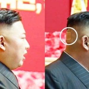 183056633 bb11a42e 7398 4c8f 8358 deee366a0ce6 - La strana parata della Corea del Nord: tute e maschere antigas, ma nessuna nuova arma