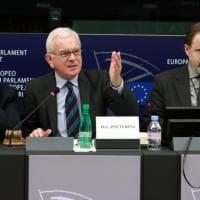 "L'ex presidente del Parlamento europeo Hans-Gert Pöttering: ""No alla Lega nel Ppe"""