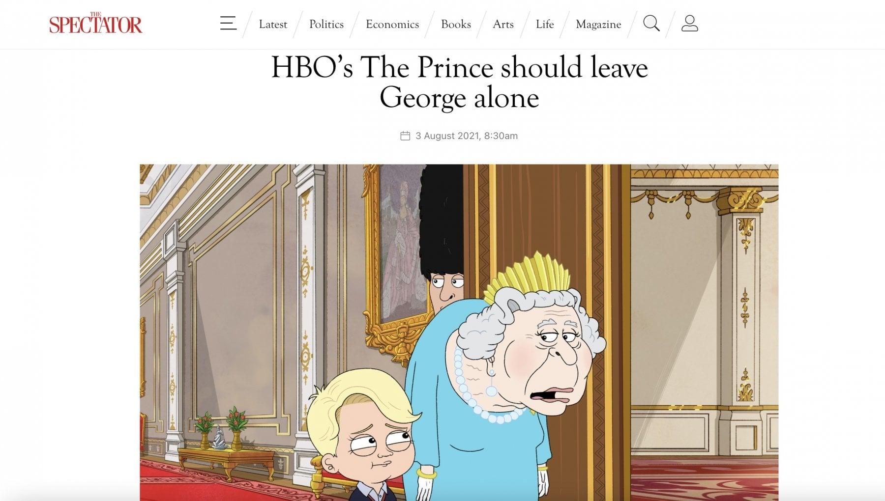 """161731012 845a6b57 a170 41a5 bb24 1148f0b811fd - """"The Prince"""", la serie tv sulla famiglia reale che scandalizza il Regno Unito: """"Vergognosa"""""""