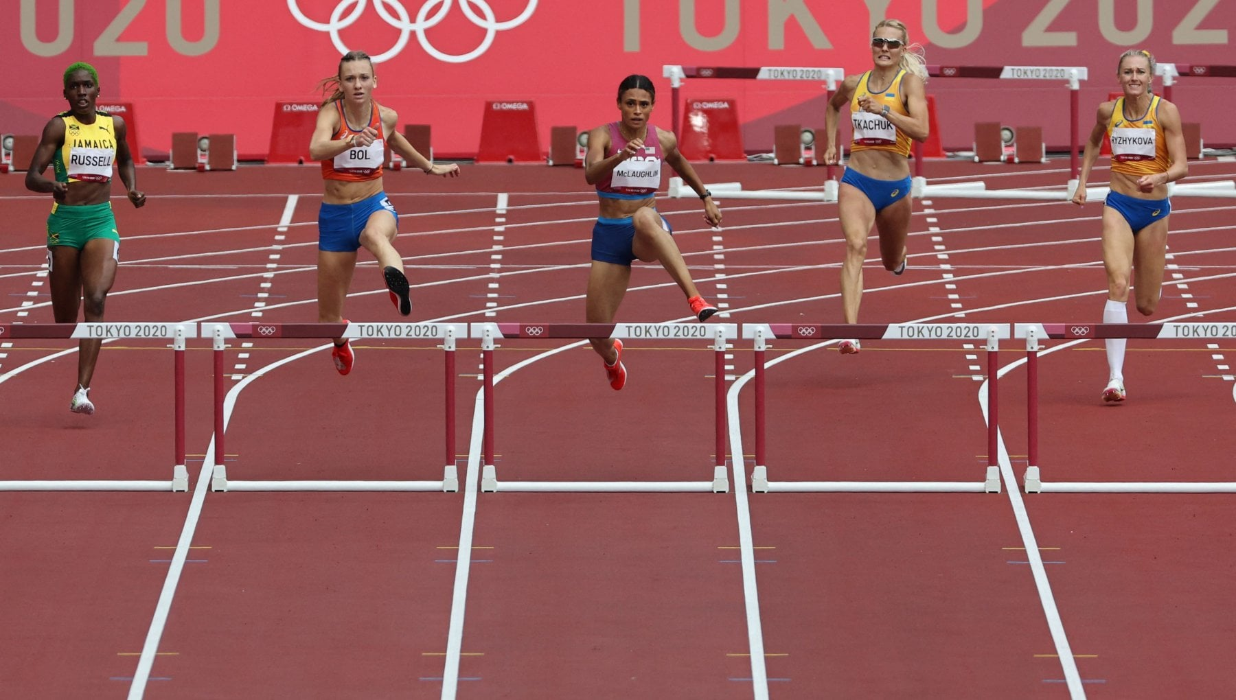 Olimpiadi oggi 4 agosto, le gare in programma per l'Italia e i risultati: McLaughlin record