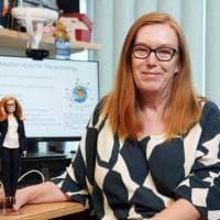 """Coronavirus, la creatrice di AstraZeneca diventa una Barbie: """"Ispirerò le bambine"""""""
